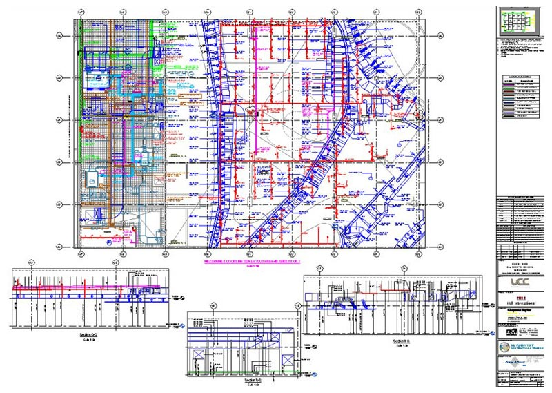 Stupendous Case Study Mep 2D Drawings In Revit For Mall Wiring 101 Capemaxxcnl